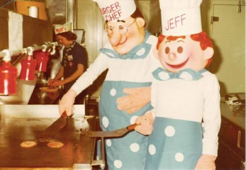burger chef and jeff