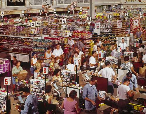 grocery 1960s