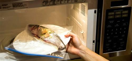 rish microwave